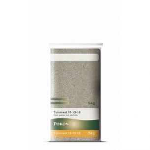 5 kg Gazon & tuinmest 12-10-18