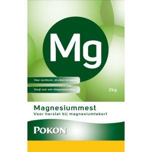 2 kg Magnesiummest (Kieseriet)